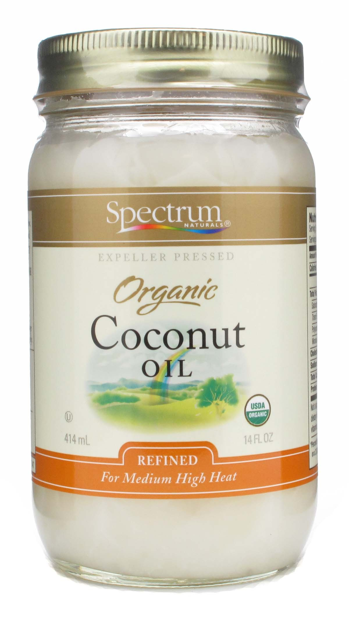 What is unrefined coconut oil?