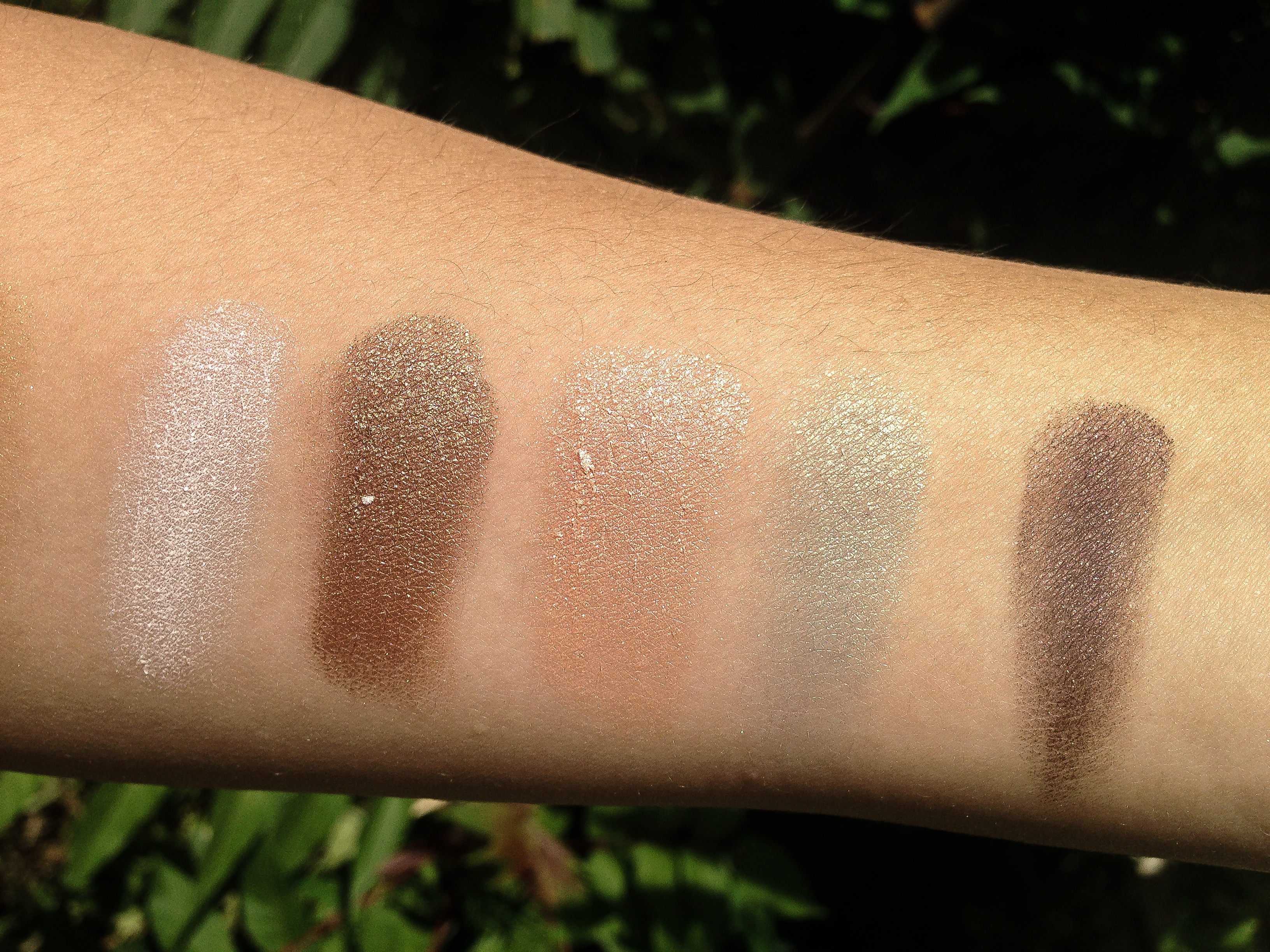 Solar Complete Color Mineral Palette by pacifica #16