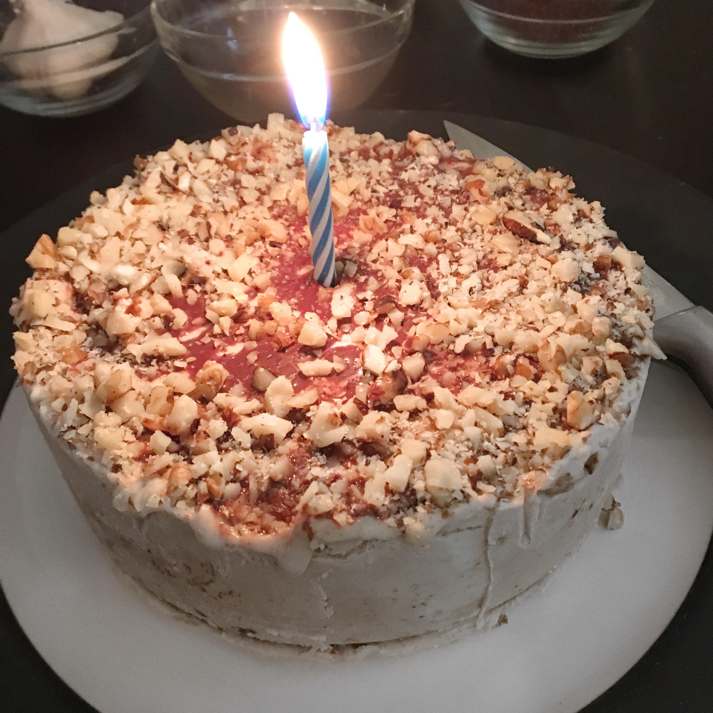 Vegan IceCream Cake Recipe
