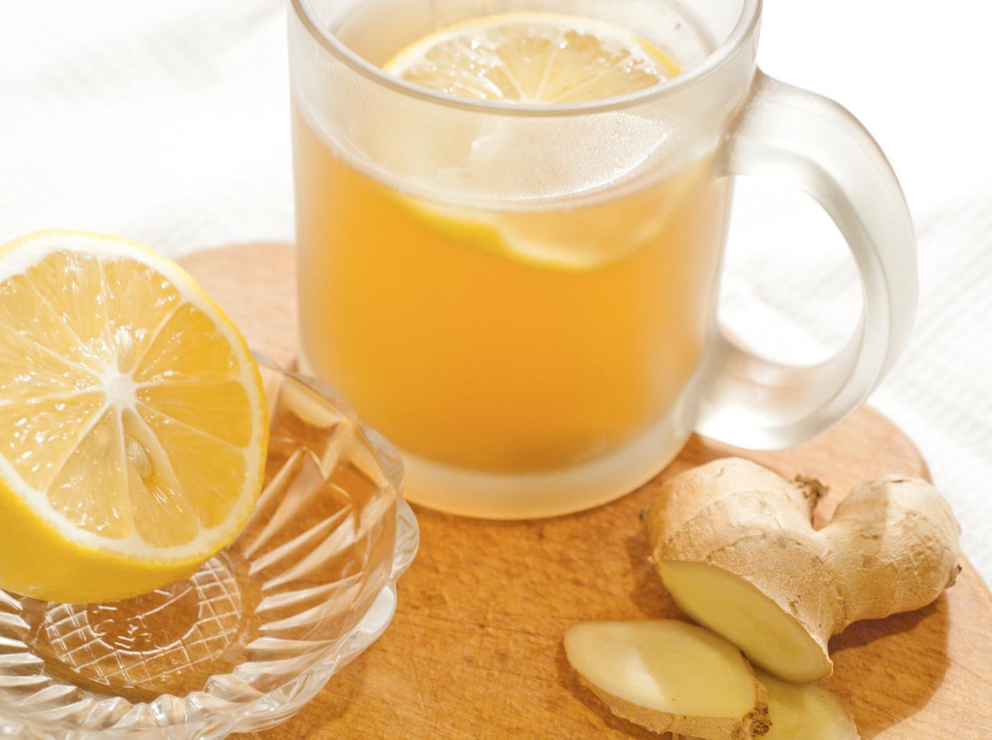 Пить Чай С Лимоном Похудеть.